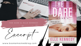 Excerpt - The Dare by Elle Kennedy