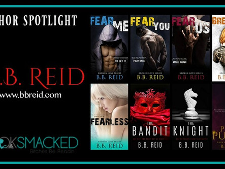 Author Spotlight - B.B. Reid