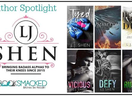 Author Spotlight - L.J. Shen