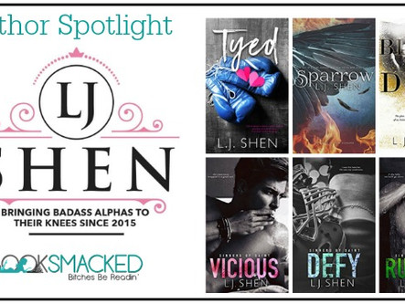 Author Spotlight - L.J. Shen