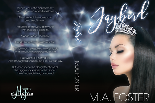 Jaybird Exclusive Signed Paperback