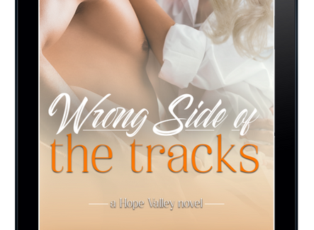 REVIEW + EXCERPT: Wrong Side of the Tracks by Jessica Prince