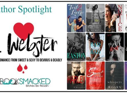 Author Spotlight - K. Webster