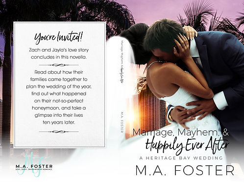 Marriage, Mayhem & Happily Ever After Signed Paperback