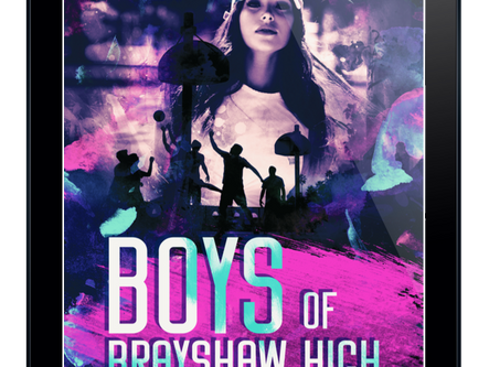 REVIEW + EXCERPT: Boys of Brayshaw High by Meagan Brandy
