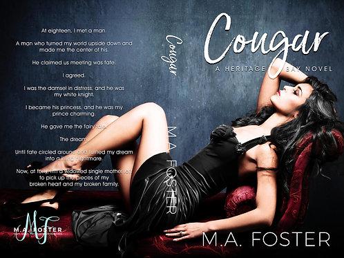Cougar Signed Paperback