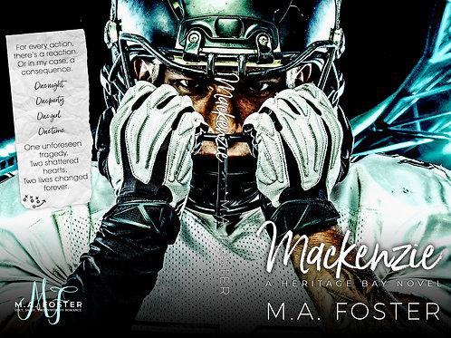 Mackenzie Signed Paperback
