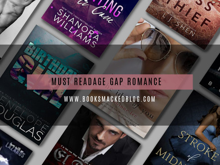 Favorite Age Gap Romance
