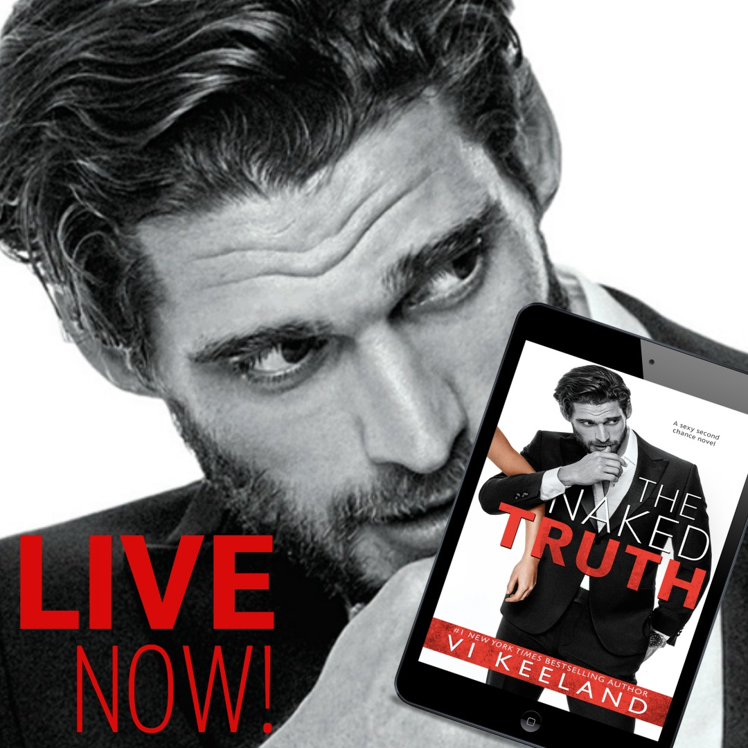 The Naked Truth It's Live Instagram Square