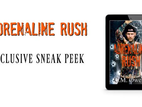 Adrenaline Rush Sneak Peek
