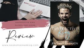 Destructive King by Rachel Van Dyken