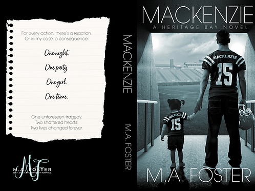 Mackenzie Exclusive Signed Paperback