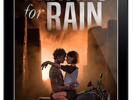 Excerpt: Praying for Rain by BB Easton