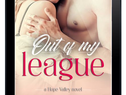 REVIEW + EXCERPT: Out of My League by Jessica Prince