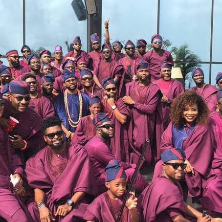 Aso Ebi: Why are they wearing the same thing?