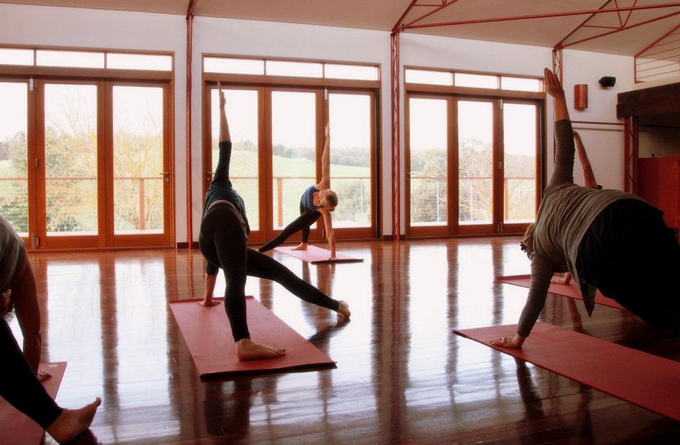 Yoga Retreat at Dalmore Farm