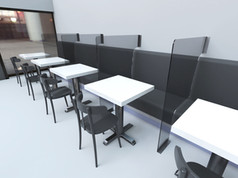 Seating Area Dividers