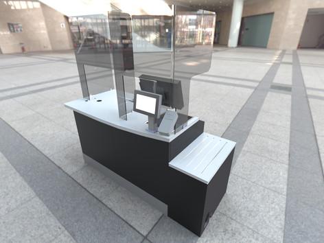 EPOS Counter Screen