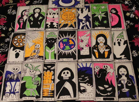 DIY Cartas de Tarot