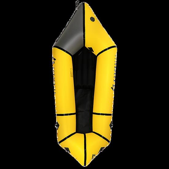 Packraft New Zealand Kokopelli Rogue-Lite With TiZip For Hiking, Biking, Hunting, Fishing, Canyoneering