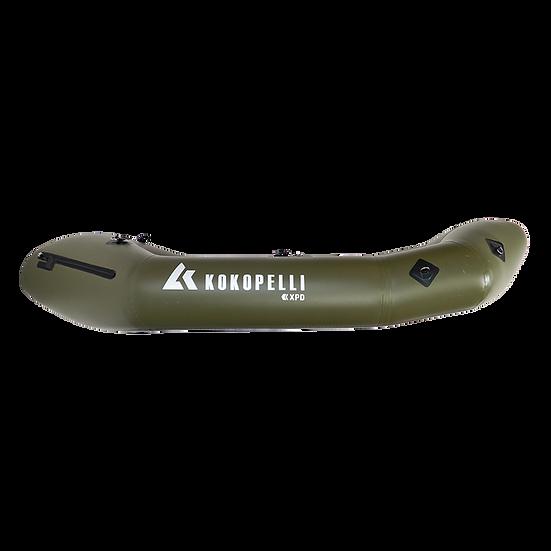 Pack Raft New Zealand Kokopelli XPD Great For Hunting, Fishing, Hiking