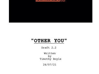 Other You - Preproduction gets underway