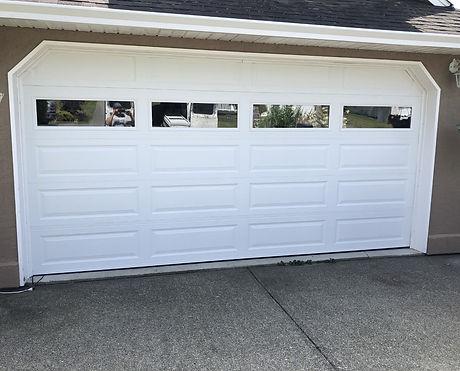 16x7 amarr garage door