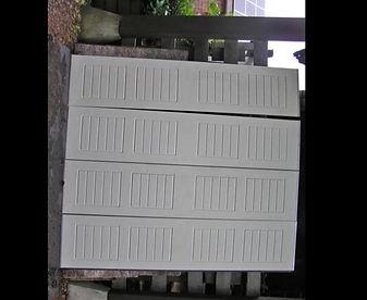 used garage door by absolute garage door repair in campbell river
