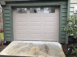 9x7 garage door Campbell River absolute garage door repair