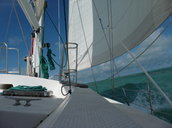 Off Tioman Island