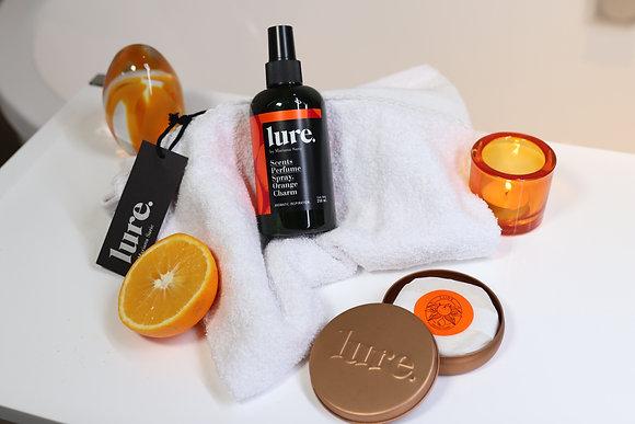 Kit Linea Orange Charm 17