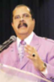 Pastor Jim Holley, D.Min