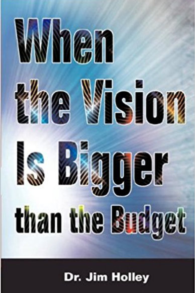 When The Vision Is Bigger Than the Budget
