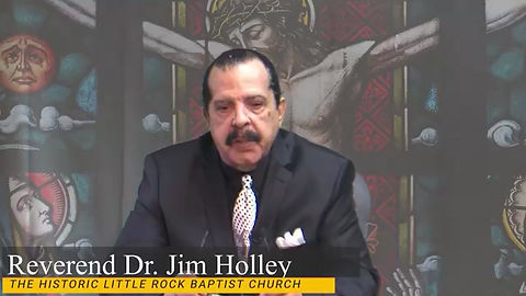 Rev. Holley's Thank You & Invitation