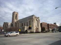 Historic Little Rock Baptist Church