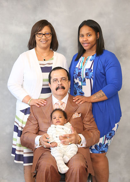 Pastor Holley's Family