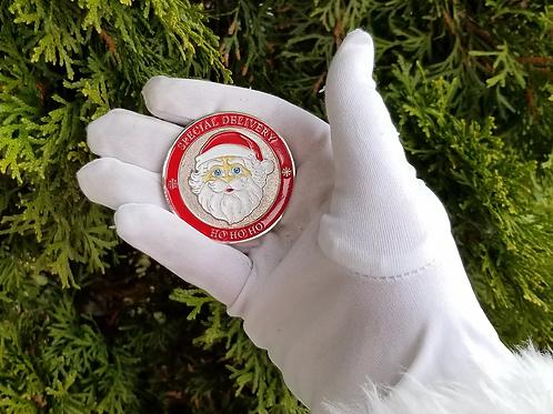 BTB Holiday Coin - PRE-ORDER