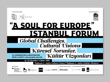 A Soul for Europe - Visual Identity