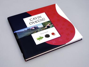 Tale of Tea - Book Design