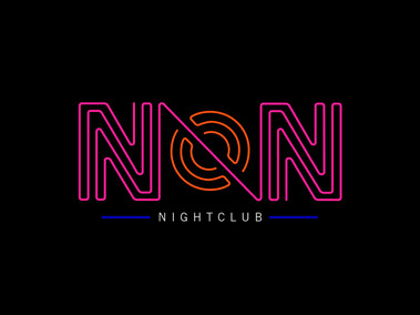 NON Nightclub - Logo Design