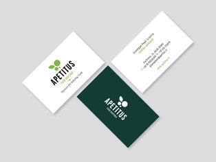 Apetitus Food Boutique - Brand Identity