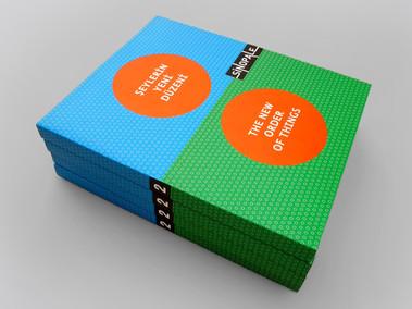 Sinopale - Book Design