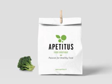 Apetitus Food Boutique - Brand Identity
