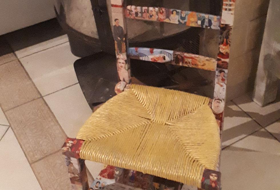 Chaise Frida Kalho