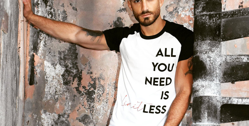 "Tee-shirt homme ""All you need"""