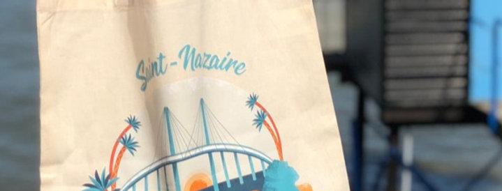 Tote Bag Saint-Nazaire