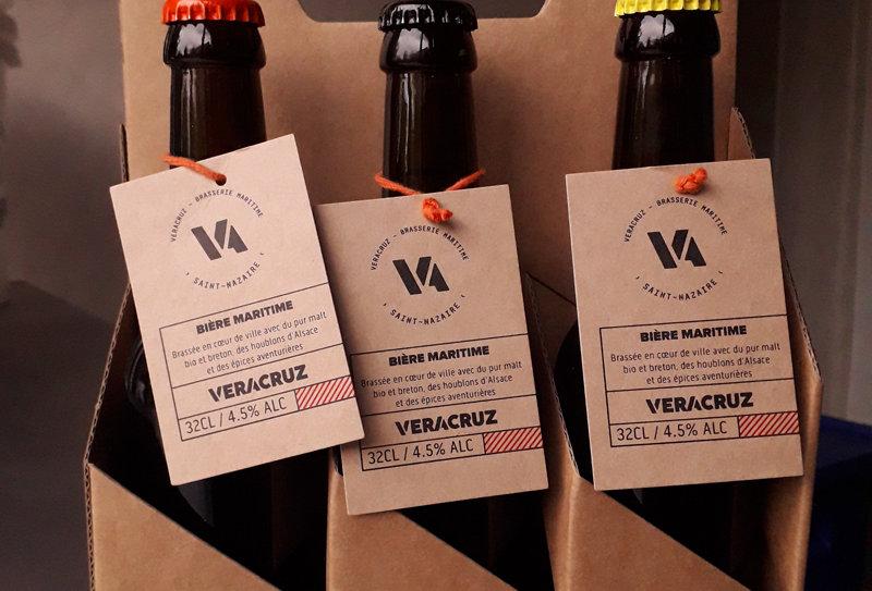 Pack bières X6
