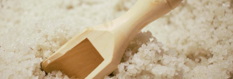 Cuillère à gros sel