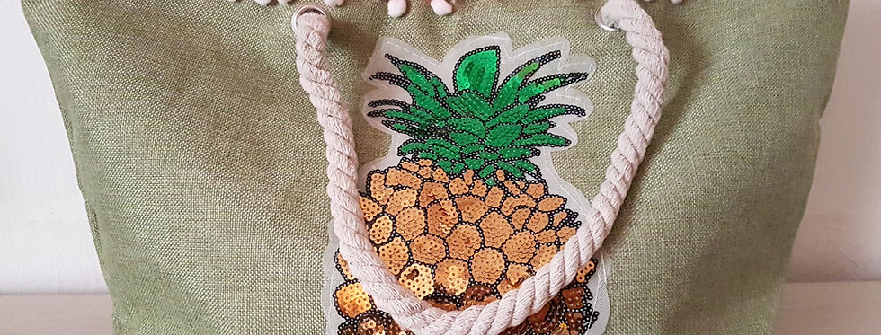 Sac Ananas - vert