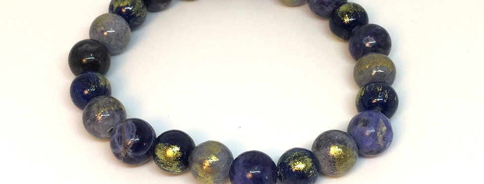 Bracelet en pierre semi-précieuse